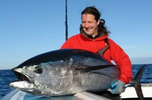 Mein erster Bluefin